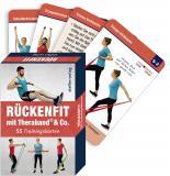 Trainingskarten: Rückenfit mit Theraband® & Co.