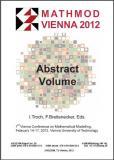 MATHMOD 2012 Abstract Volume