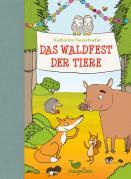Das Waldfest der Tiere