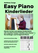 Easy Piano Kinderlieder