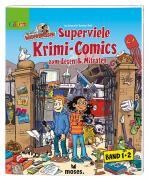 Redaktion Wadenbeißer Superviele Krimi-Comoics, Doppelband