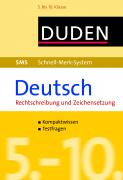 SMS Deutsch – Rechtschreibung und Zeichensetzung 5.-10. Klasse