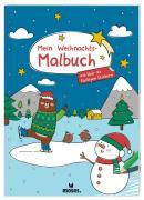 Mein Malbuch für Weihnachten