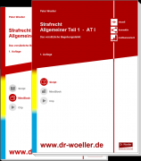 Paket Skript & MindBook - Strafrecht Allgemeiner Teil 1 – AT I