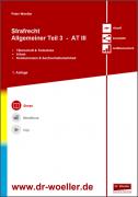 Skript - Strafrecht Allgemeiner Teil 3 – AT III