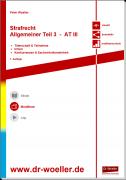 MindBook - Strafrecht Allgemeiner Teil 3 – AT III