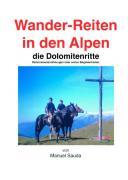 Wanderreiten in den Alpen