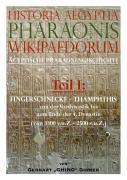 Historia Aegytia Pharaonis Wikipaedorum, Teil I