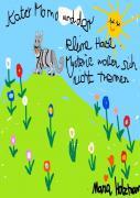 Momo der Kater und Mysterie der kleine Hase wollen sich nicht trennen.