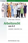 Arbeitsrecht von A-Z