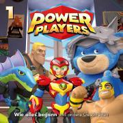 Power Players / 01: Wie alles begann und andere Geschichten
