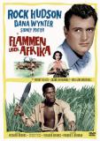 Flammen über Afrika