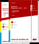 Paket Skript & MindBook - Strafrecht Allgemeiner Teil 2 – AT II