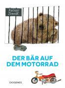 Der Bär auf dem Motorrad