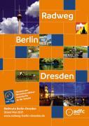 Fahrradkarte Radweg Berlin-Dresden