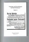 Ursprünge und Entwicklungen der Stadt Oberhausen