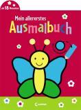 Mein allererstes Ausmalbuch (Schmetterling)