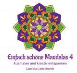 Malbücher für jedes Alter / Einfach schöne Mandalas 4