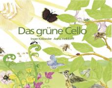 Die grüne Cello