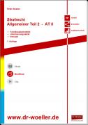 MindBook - Strafrecht Allgemeiner Teil 2 – AT II