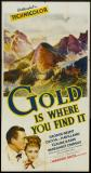 Goldene Erde Kalifornien