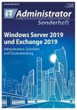 Windows Server 2019 und Exchange 2019