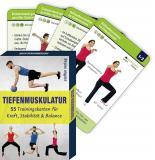 Trainingskarten: Tiefenmuskulatur